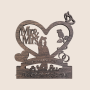 Love PDF Scroll Saw Pattern The Holz Brothers