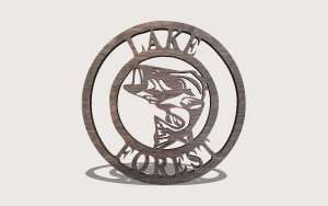 Fishing Sign Downloadable Scroll Saw Pattern The Holz Brothers