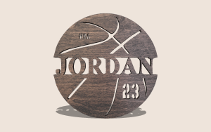 Basketball Split Monogram Printable Scroll Saw Pattern The Holz Brothers