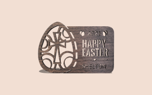 The Easter Egg Of Jesus Digital Scroll Saw Pattern The Holz Brothers