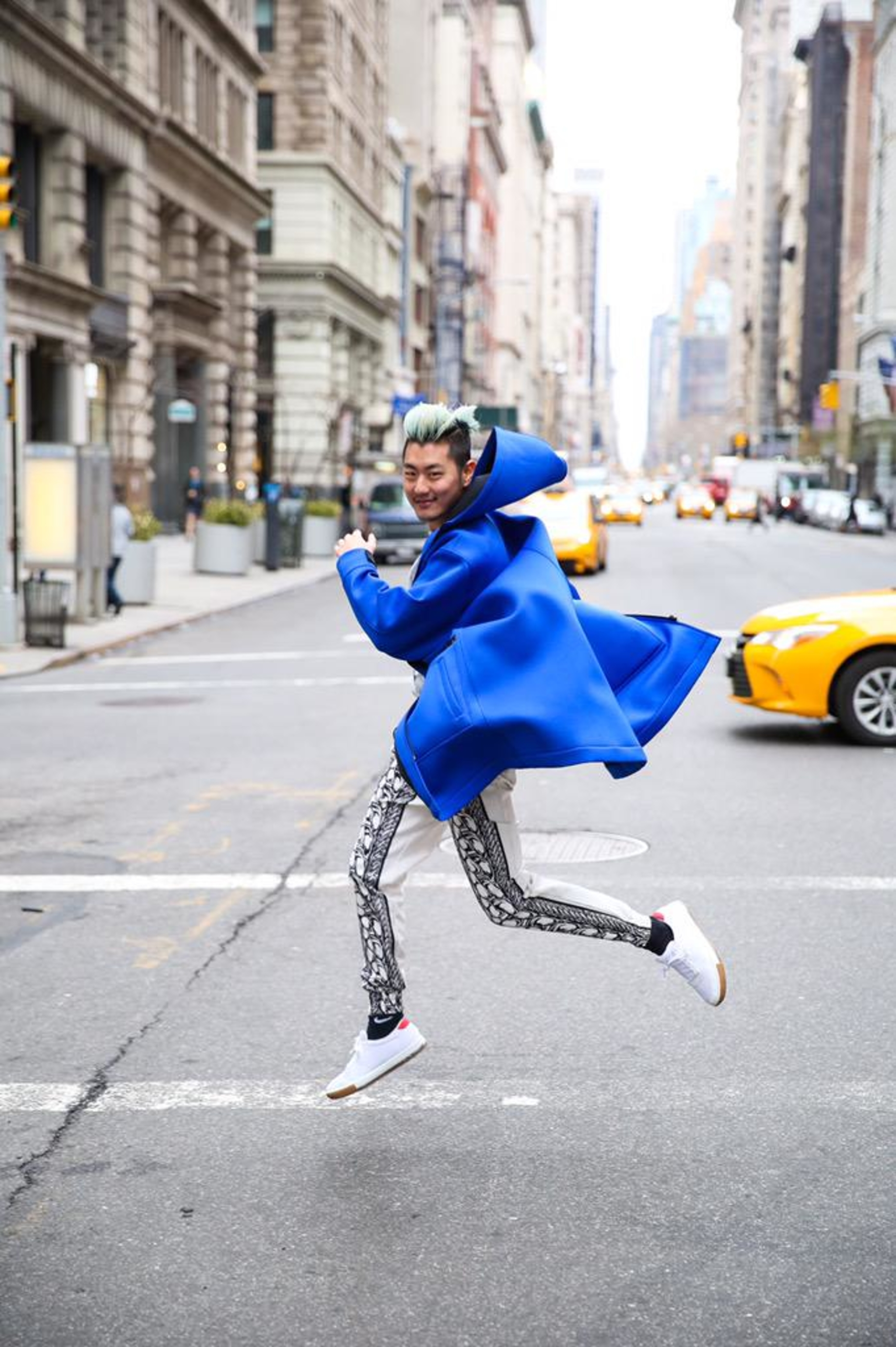 Meet David Yi, Mashable's First Fashion Editor