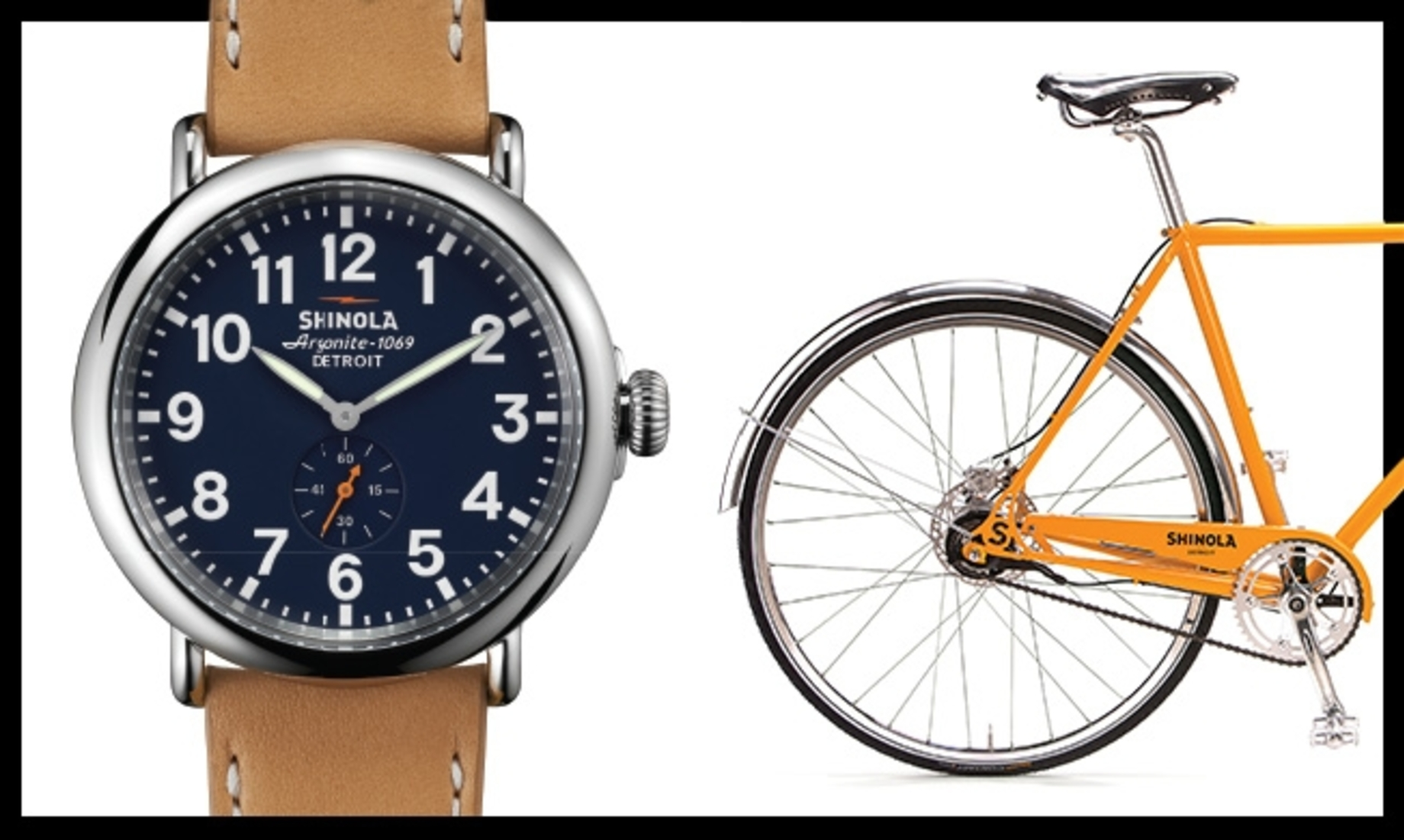 Shinola Is Building A Brand Its Own Way