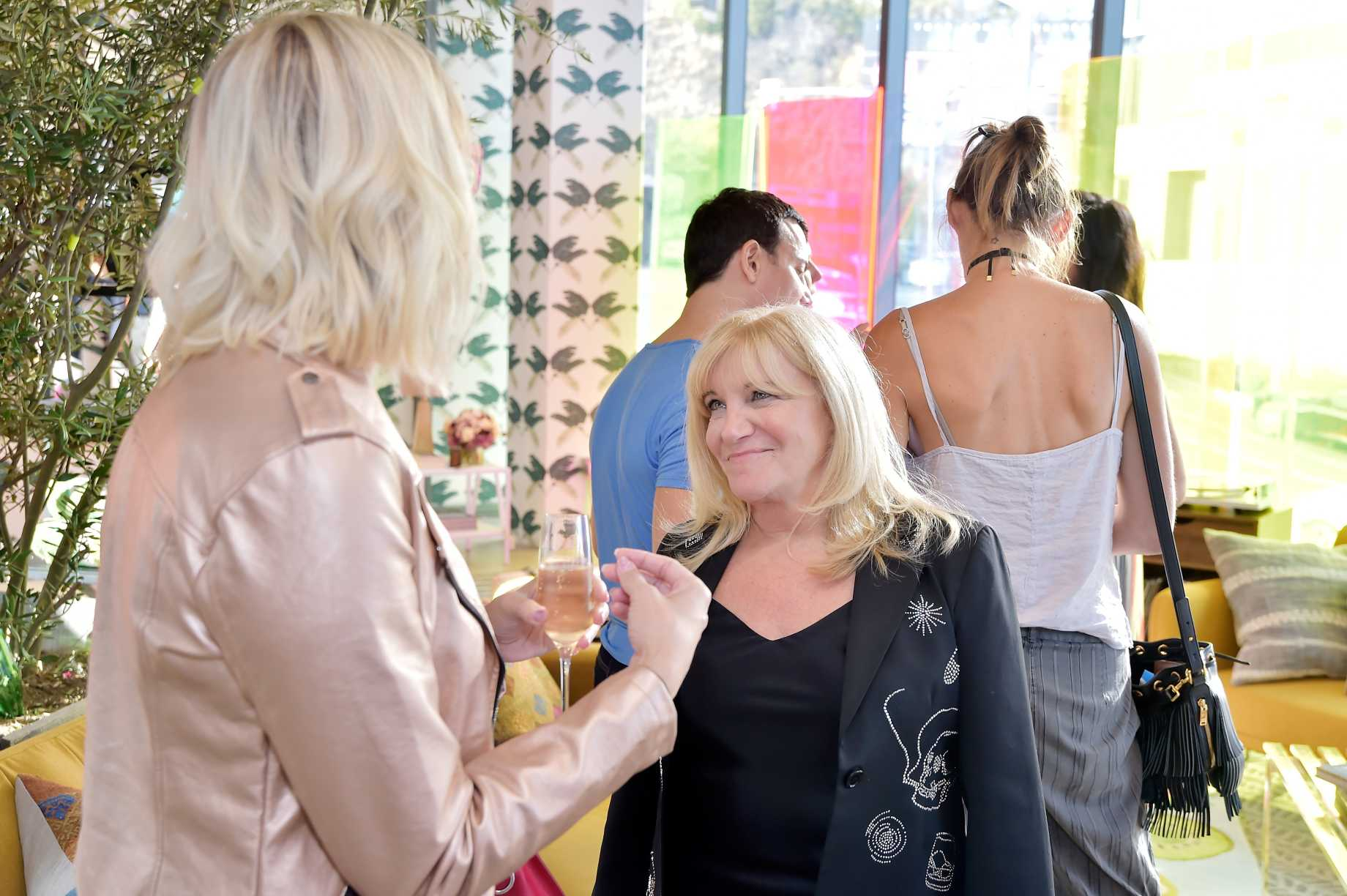 Karen Harvey & INDX Celebrate Creativity in L.A.