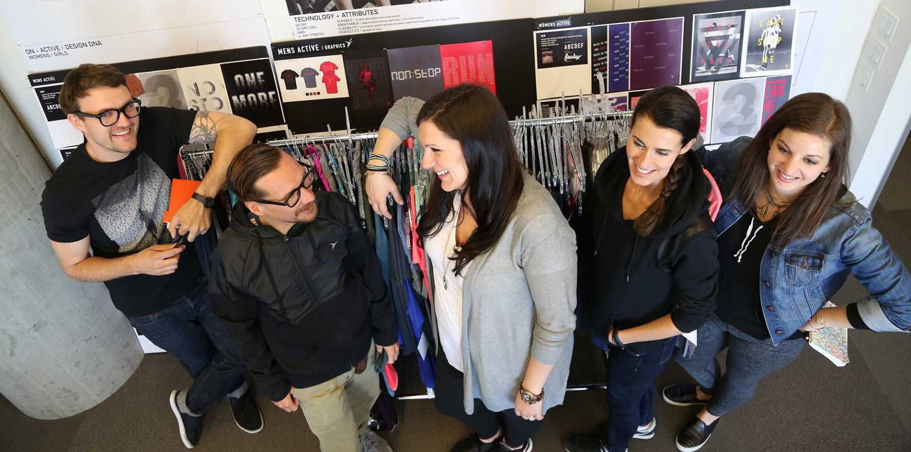 Behind the Scenes with Old Navy's Active Design Team