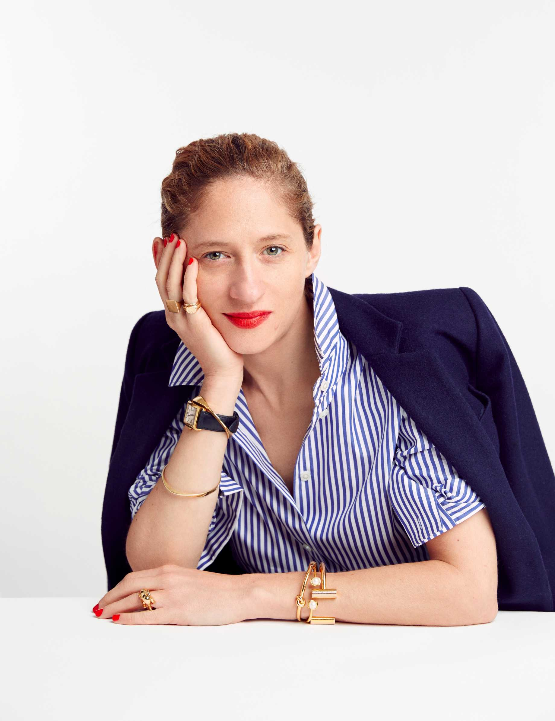 Creating Your Story: Kristen Naiman, VP Creative, kate spade new york