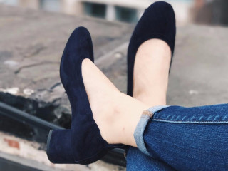 Everlane's comfortable heels that inspired a 28,000-person wait list are back for fall