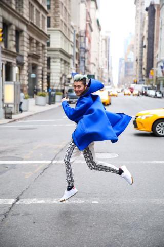 Meet David Yi, Mashable's First Fashion Editor