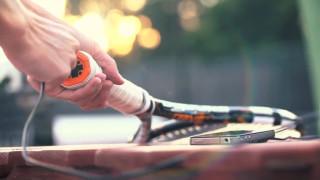 Nadal's New Smart Racket