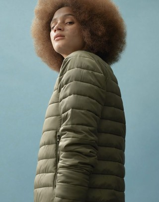 Everlane's Perfect New Puffer Jacket Is Made From Plastic Bottles