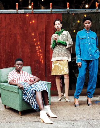 The Independent Women's Designers Having a Big Moment