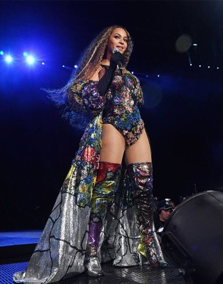 How Beyoncé's Global Citizen Festival Look Paid Tribute To Every Country In Africa