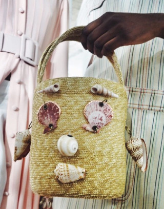Rosie Assoulin Made Seashell Accessories Cool Again