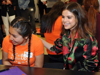 Selena Gomez Teams with Coach to Empower High School Students: 'Today Was an Inspirational Experience I Will Never Forget'
