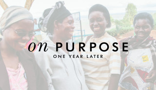 Kate Spade & Company's Out-of-the-Box Corporate Responsibility Program, On Purpose, is Changing an Entire Community