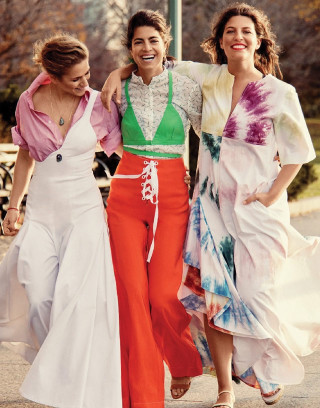 The Female Fashion Power List: Rosie Assoulin on Her Fashion-as-Art Design
