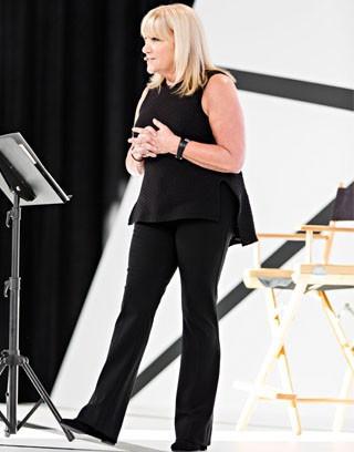 In Her Own Words: Karen Harvey on Fashion & Technology