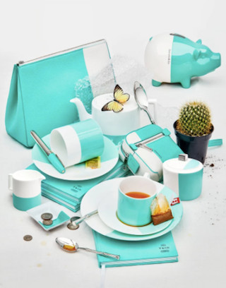 Tiffany & Co. Announces a New Home & Accessories Collection