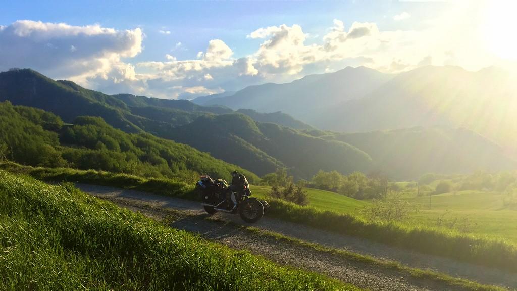 Giro Italia - 2015 May 2 - Romagna - Premilcuore
