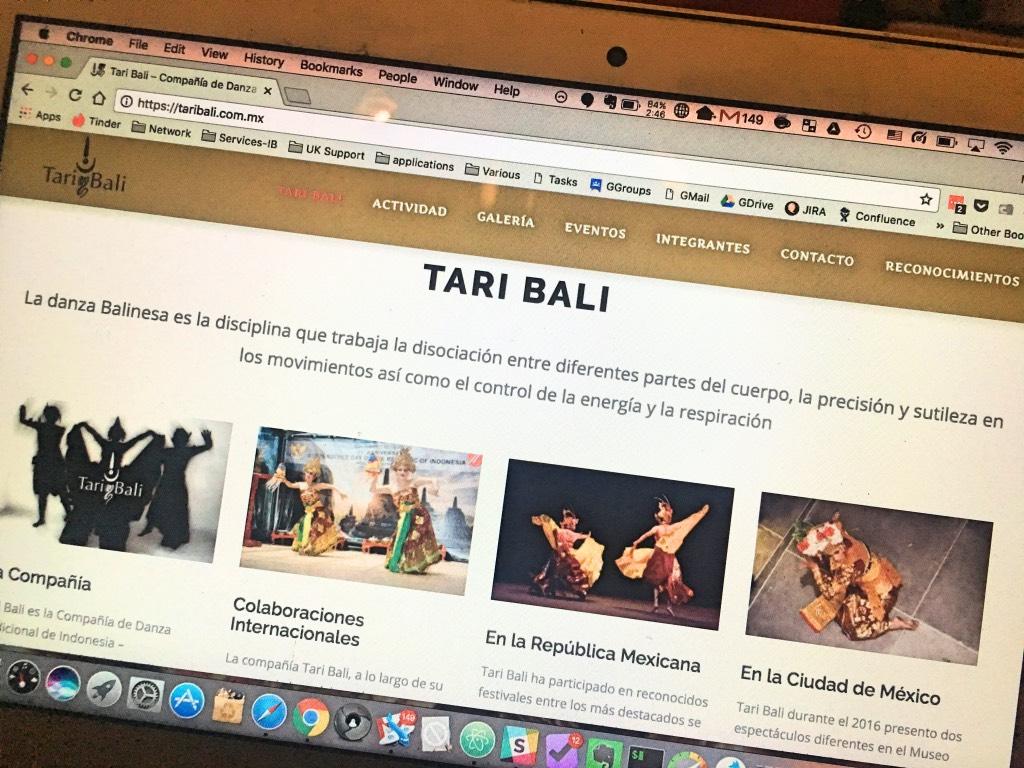 Tari Bali » The Journey of Dreams » The Nomadic Life of a Dreamer