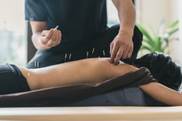 Choose acupuncture for natural weight loss. Continue the therapy while following healthy food choices and a regular exercise regimen in order to maintain your new, healthy lifestyle.