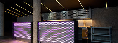 Agder Theatre LED strips