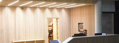 LED strips: Office
