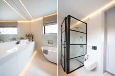 Modern residential linear lighting from SLC