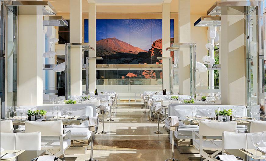 palacio de isora ocean club restaurant