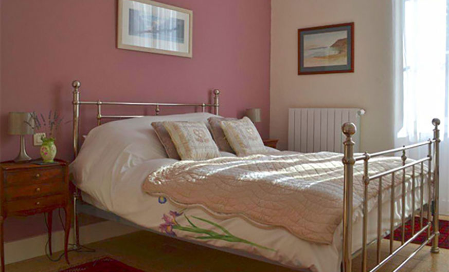 french rural retreat double room