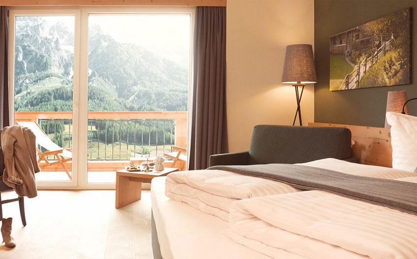 hotel forsthofgut sunny rooms