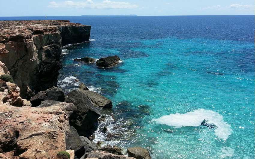 mallorca coastlines