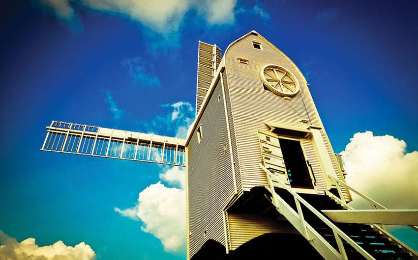windmill adventure