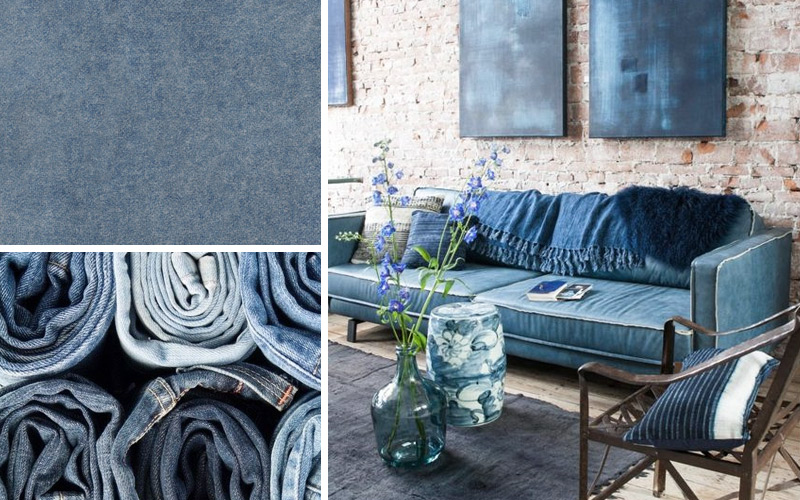 Denim Blue Sofas