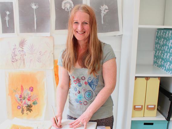 Gillian Arnold - Pattern Designer