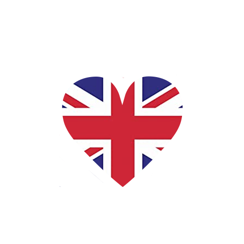 MADE WITH LOVE IN THE UK