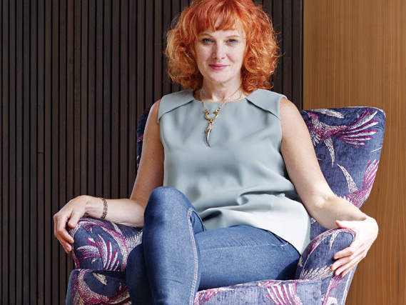 Lorna Lucas - Pattern Designer