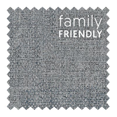 Family Friendly Basket Weave, Wolf Paw Swatch