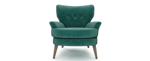 Noah Chair, Ocean Emerald