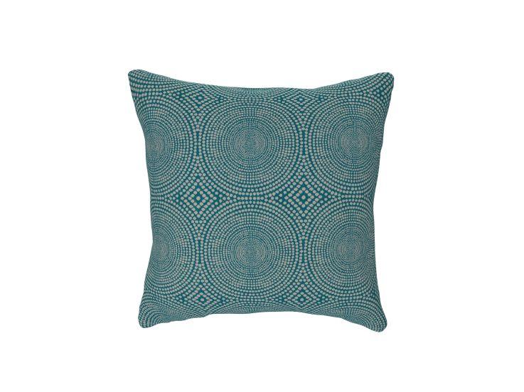 Kateri Peacock Cushion