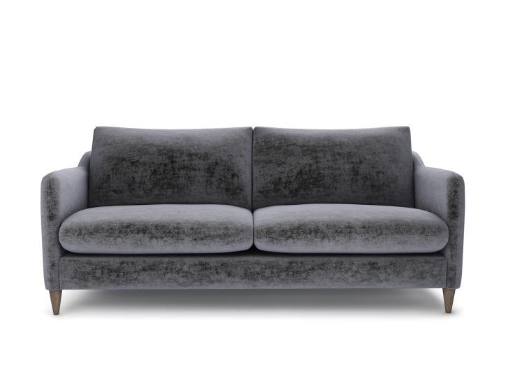 Georgia Velvet Sofa