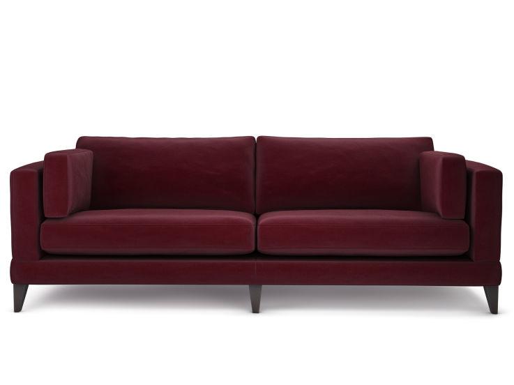 Mallory Velvet Sofa