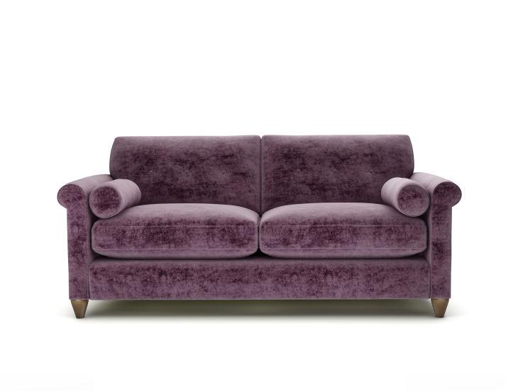 Phoebe Velvet Sofa