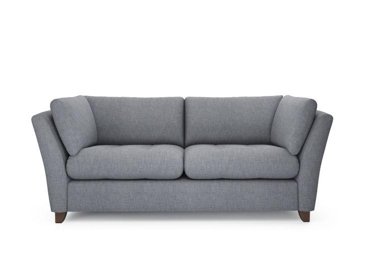 Violet Fabric Sofa