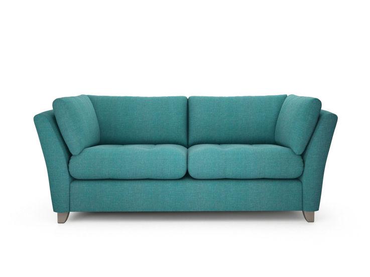 Violet Mid-Century Sofa