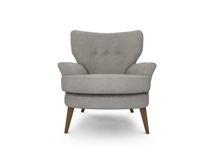 Noah Chair, Scion Kateri - Kateri Silver