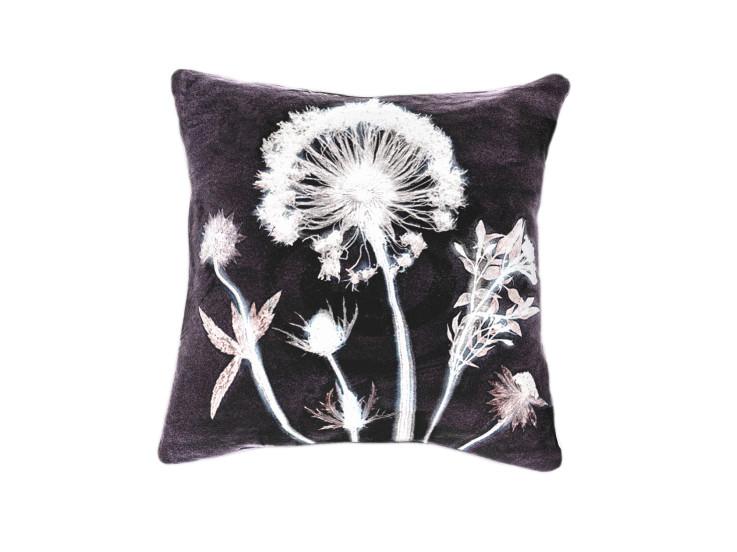 Botanical Dandelion Cushion