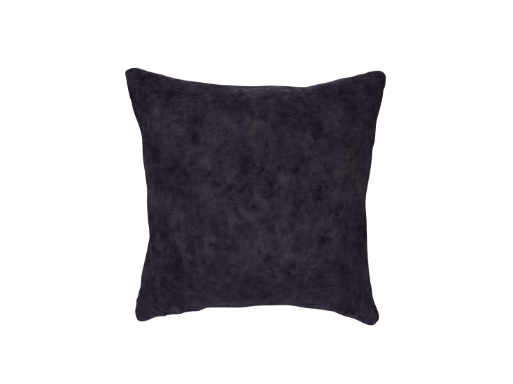Black Peony Cushion