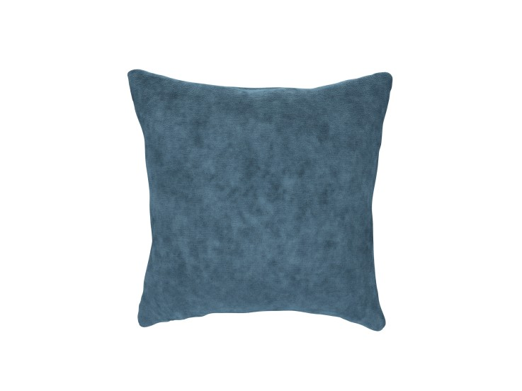 Blue Begonia Cushion