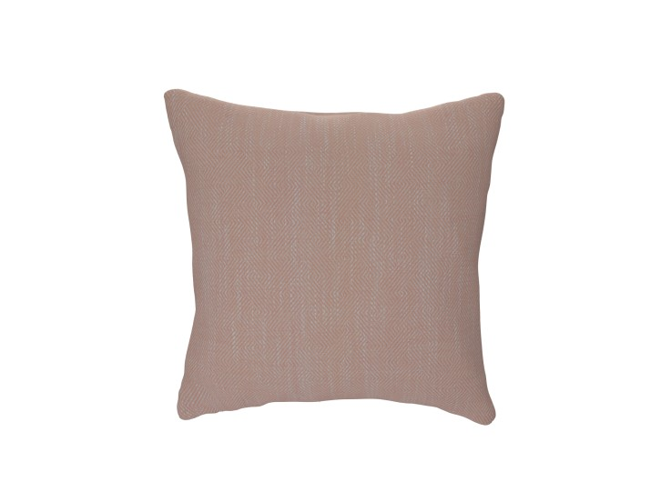 Crossed Paths Blush Cushion