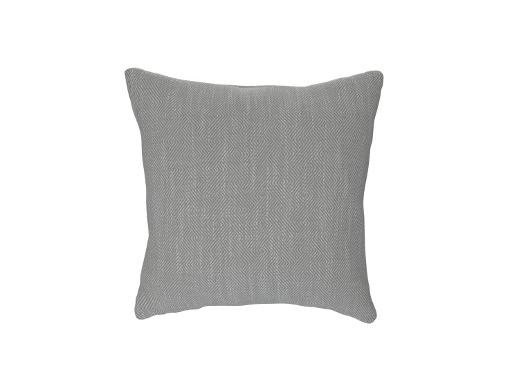 Crossed Paths Pearl Cushion